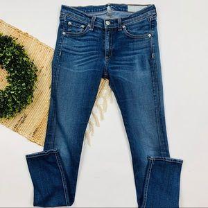 RAG & BONE Skinny Jeans sz 28